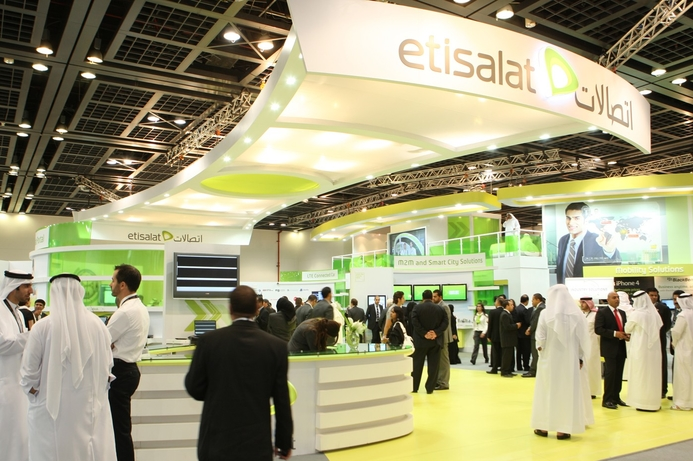 Etisalat shows scale at GITEX