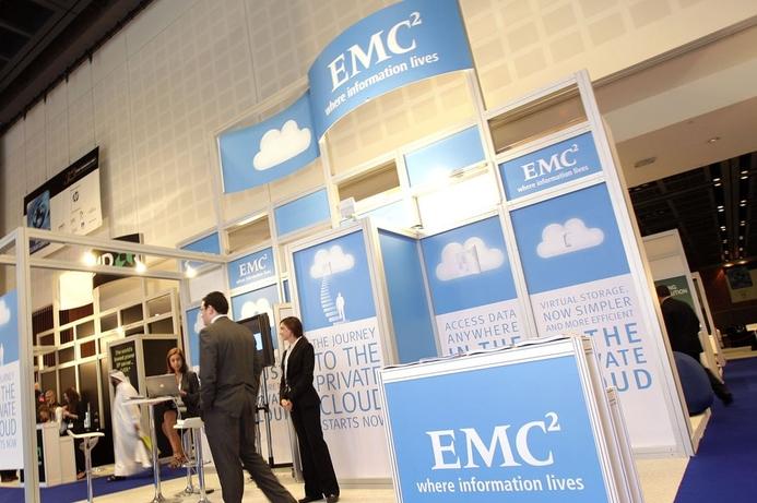 EMC keeps data moving