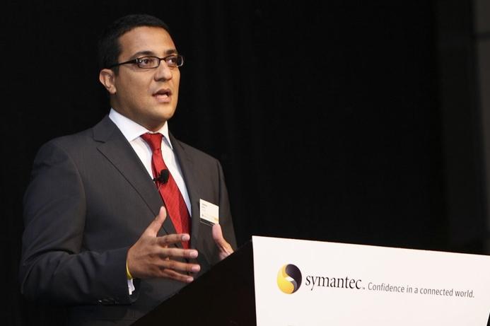 Symantec keeps the Cloud safe