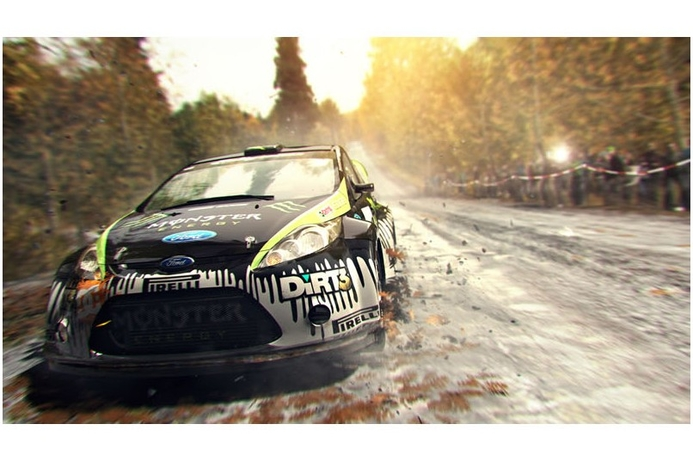 DIRT 3 codes leaked