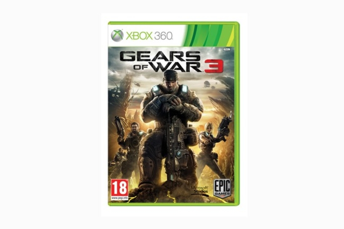 Gears of War 3 ready for preorder from Sept 10