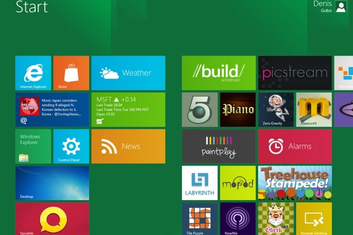 Windows' market share below 90% for first time since Win 95