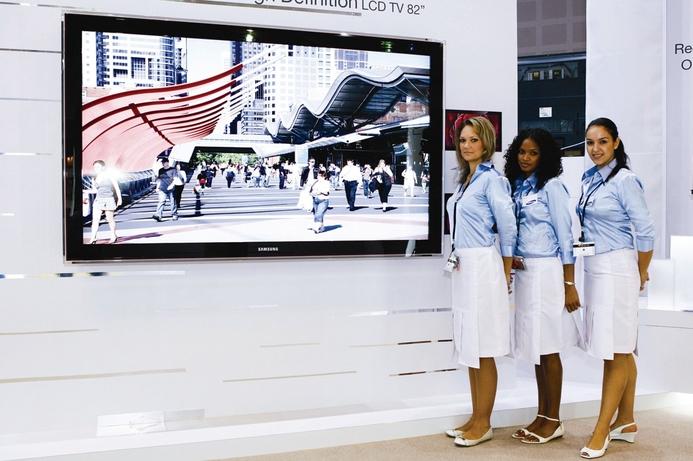 Samsung goes future-proof