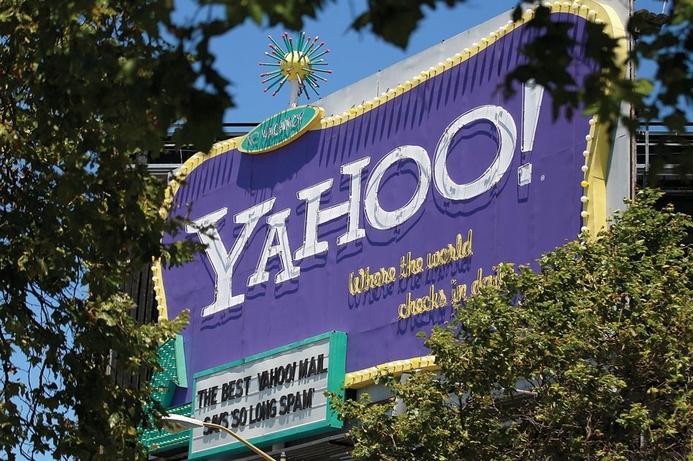 Yahoo! increases audience