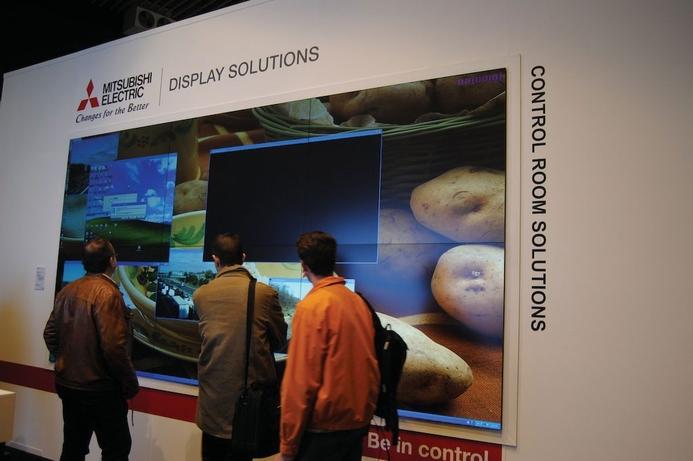 Mitsubishi to demonstrate its capabilities