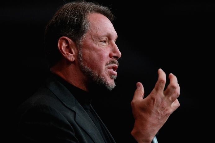Oracle results up on software sales and support