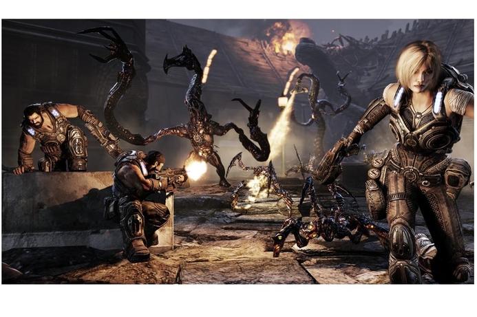 Gears of War III sells three million copies in first week