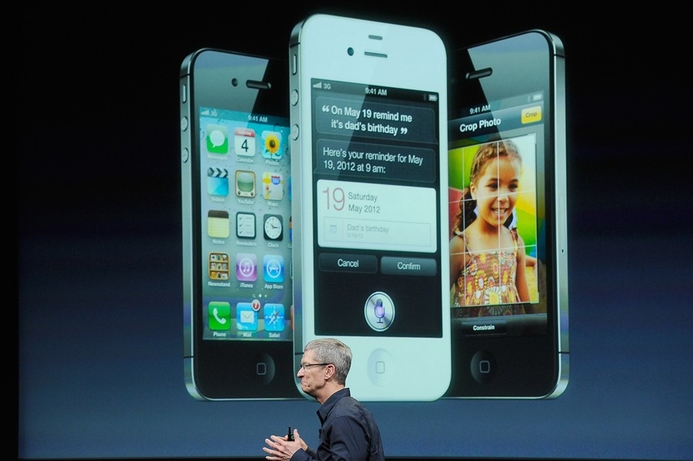 iPhone 4S not sparking Middle East interest