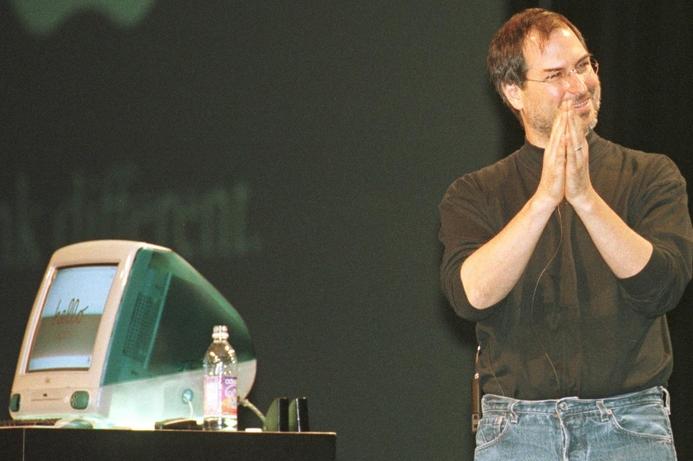 Steve Jobs: Timeline