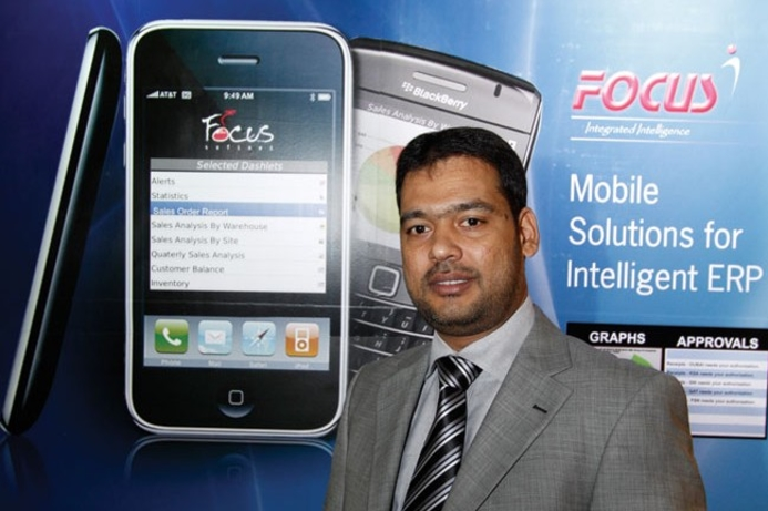 Focus Softnet adds mobility to ERP
