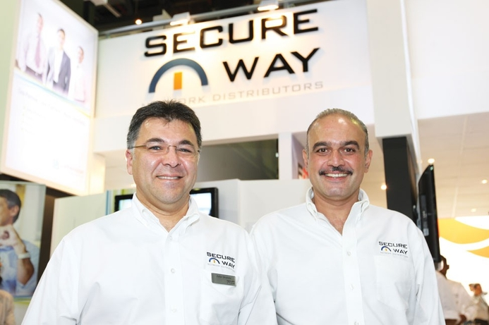 Secureway shines light on security