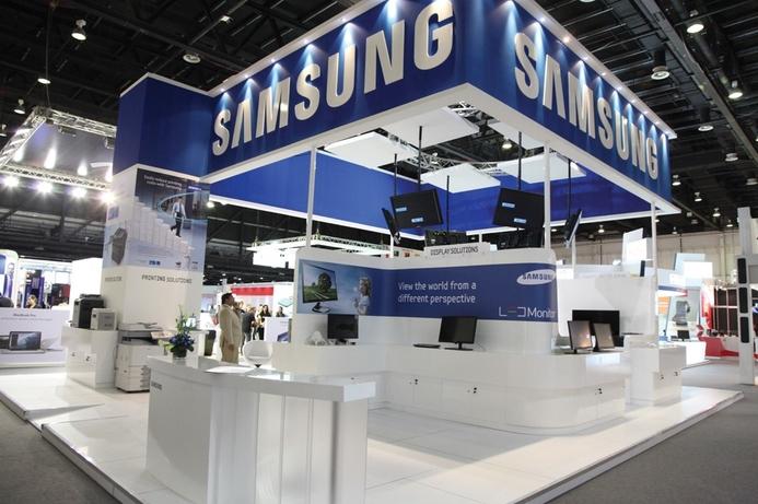 Samsung doubles profits in Q1 2012