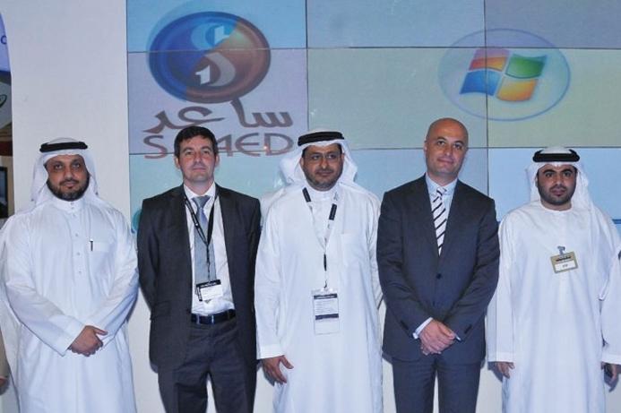 Saaed chooses Microsoft systems