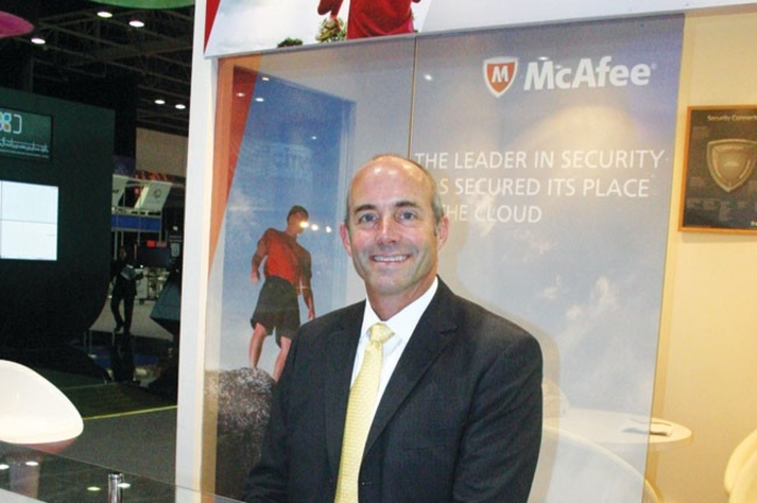 McAfee to boost channel enablement