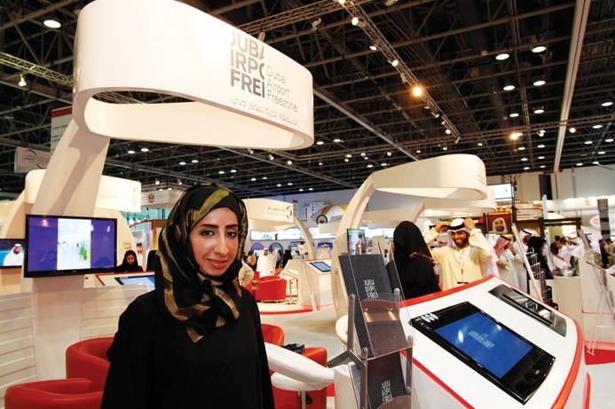 DAFZ promotes e-services