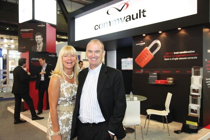 CommVault bites at bigger rivals