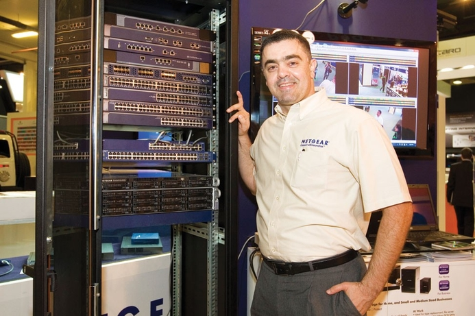 Netgear plugs smart IT solutions