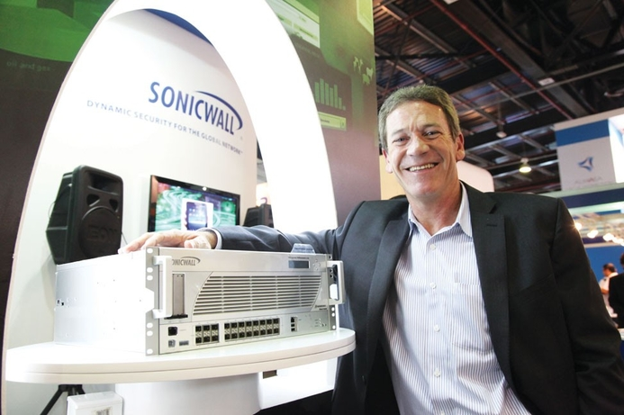 SonicWall eyes optimisation sector