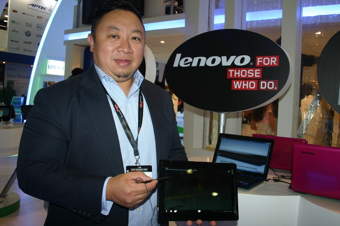 Lenovo to roll-out branding & marketing activities