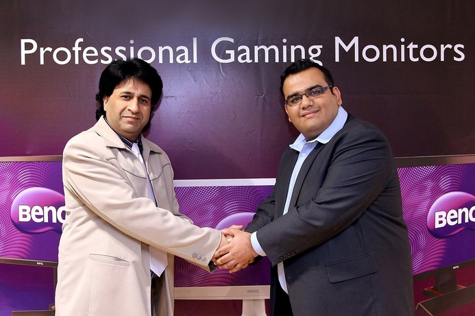 BenQ signs Geekay for gaming monitor distribution