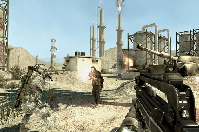 New Call of Duty confirmed for next year