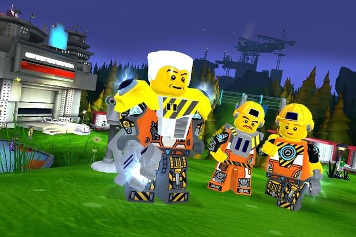 Lego Universe to close