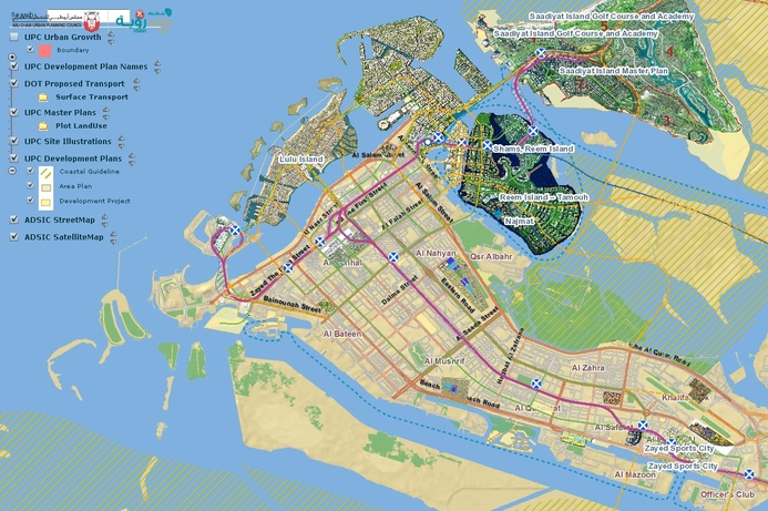 Abu Dhabi Urban Planning Council launches GIS apps