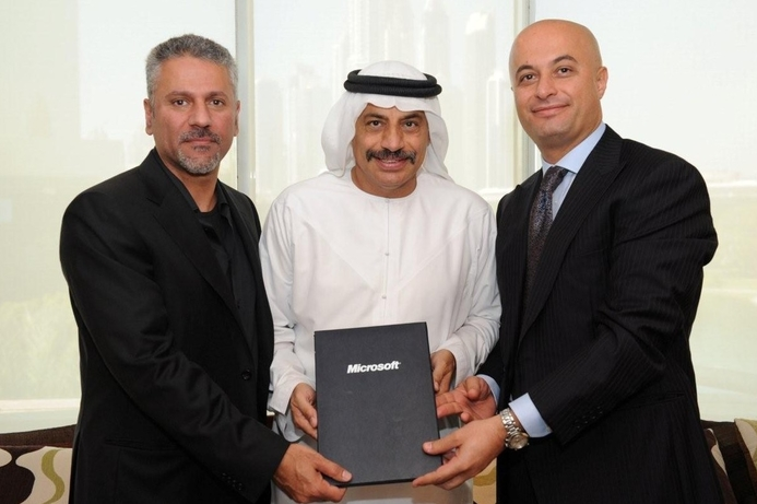 Microsoft and HCT sign Education Alliance Agreement