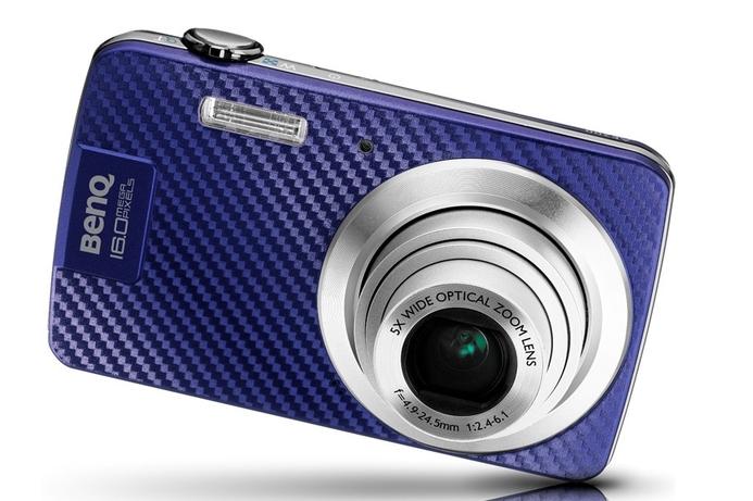 BenQ reveals three new digital cameras