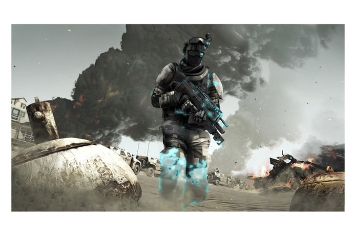 Ubisoft shelves Ghost Recon: Future Soldier for PC