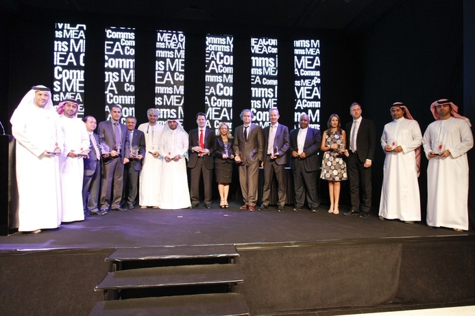 Telco leaders earn recognition at CommsMEA Awards