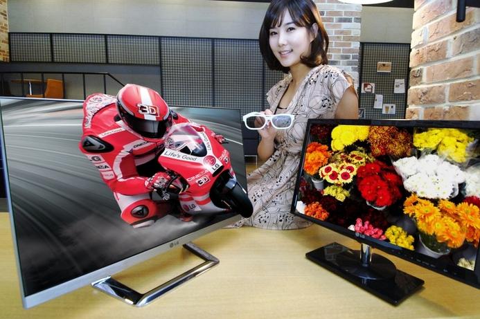 LG to debut new monitors at CES