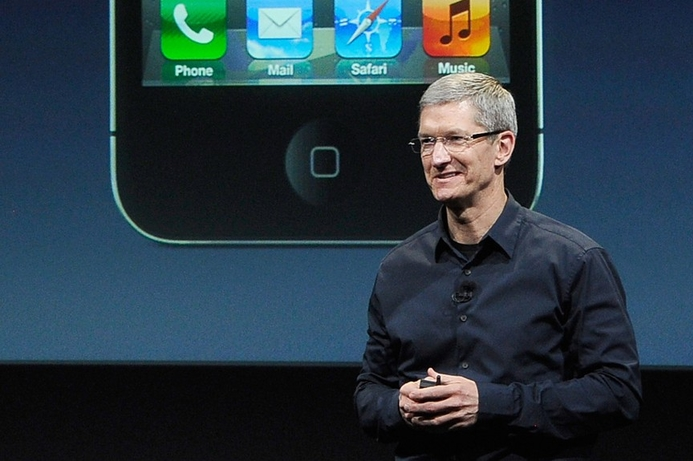 Apple's Tim Cook in fresh privacy commitment