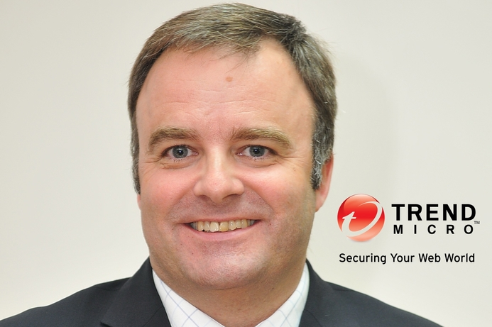 Chris Moore leaves Trend Micro for second time
