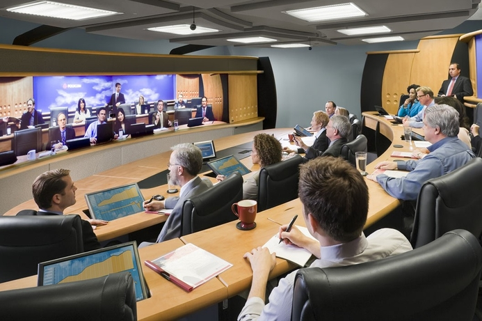 Polycom sees profit double in 2011