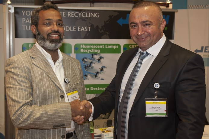 ICC seals recycling deal with EXITCOM