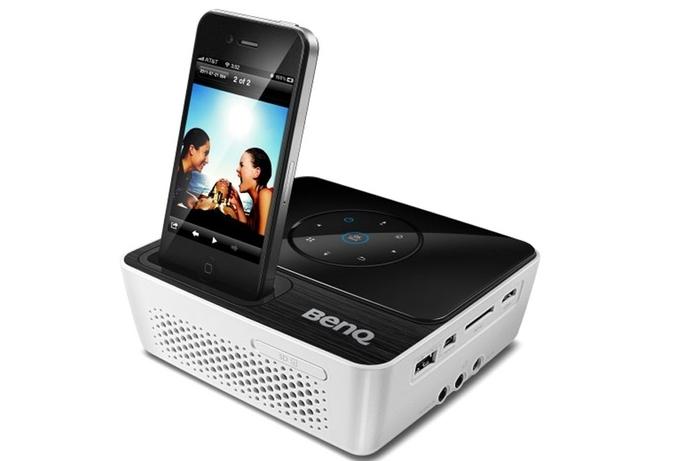 BenQ reveals new mini-projector