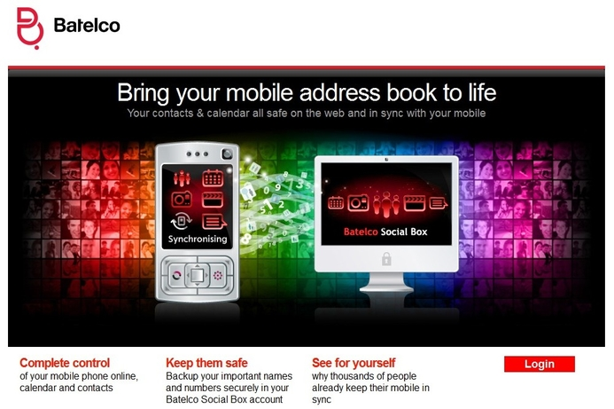 Batelco introduces mobile backup app