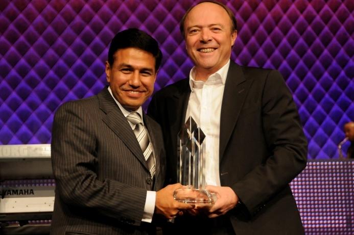 Apex wins HP partner award