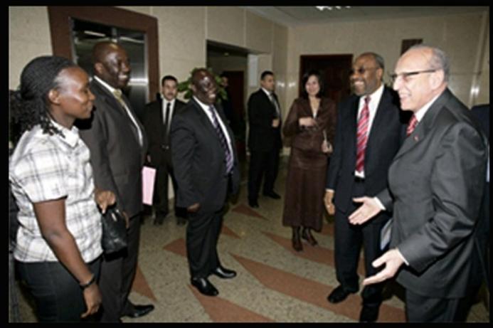 Egypt and Uganda sign ICT agreement