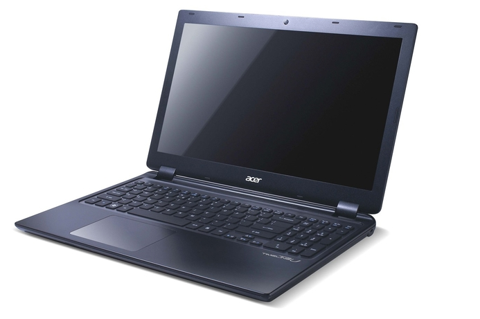 Acer shows first ultrabook with dedicated GPU