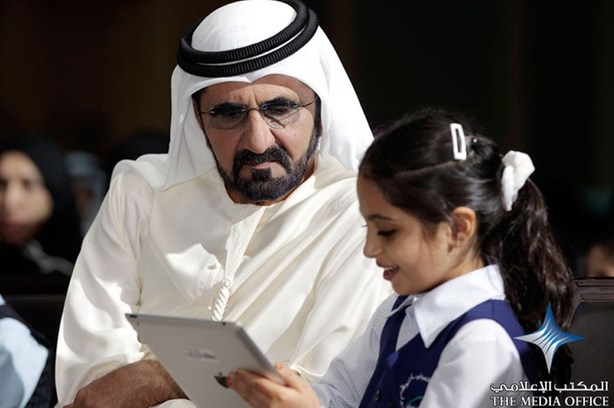 UAE launches $272m 'smart learning' initiative
