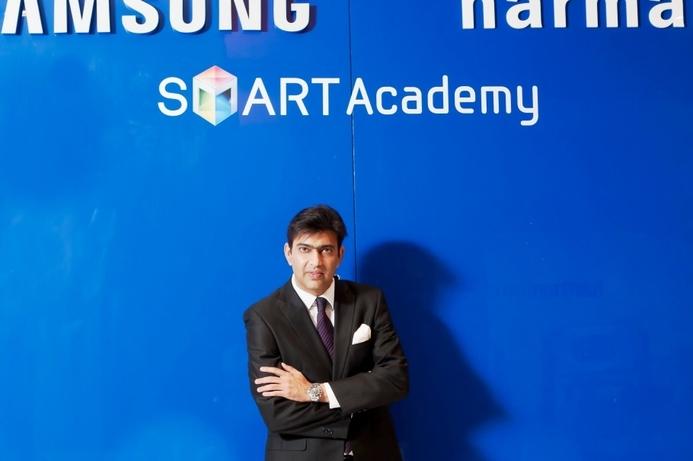 Harman unveils 'Samsung Harman-Smart Academy'