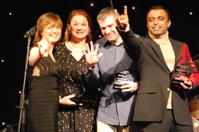 Mindware wins Microsoft MEA and EMEA award