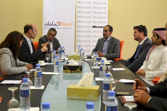 Microsoft and Silatech partner on employment portals