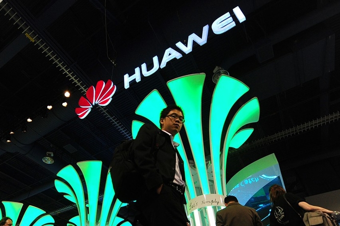 Huawei profits drop 53% in 2011