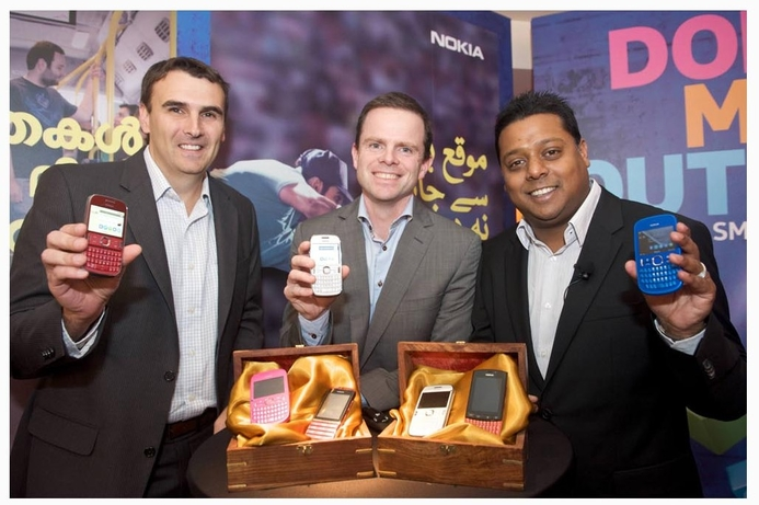 Nokia launches affordable Asha range