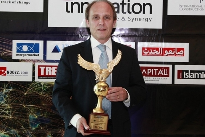 MEEZA wins award for leadership in IT