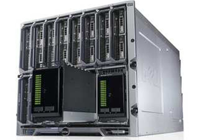 Dell targets HP, Cisco with new blade arrays