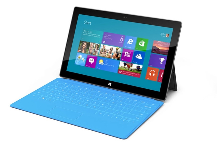 Microsoft's secret gaming tablet outed